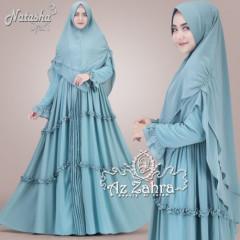 koleksi gamis natasha syari vol 3 by az zahra blue