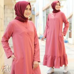 model gamis Alina dress by fm fashion Salem