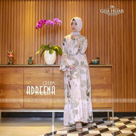 model gamis adreena drees by GDA cream