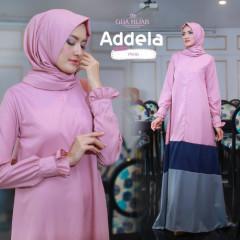 Addela Dress Pink