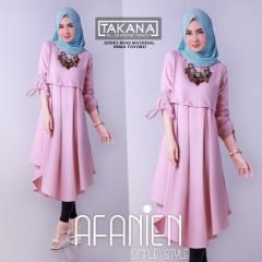 Afanien Tunik b040 Pink