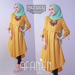 Afanien Tunik b040 Yellow