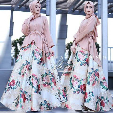 Aliza By Agoest Hanggono Milk Brown
