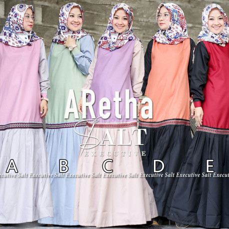 Aretha Dress C