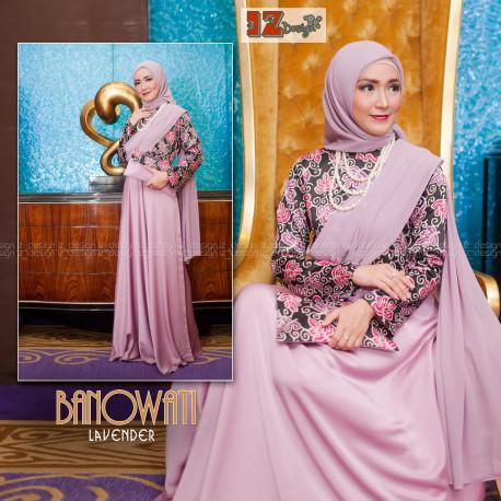Banowati by iz design Lavender