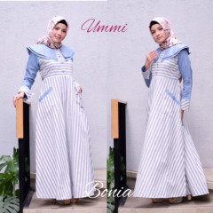 Bonia Dress Blue