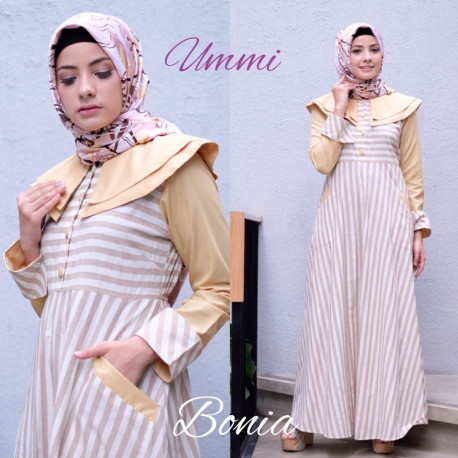 Bonia Dress Yellow