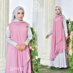 Elmeira Grey Pink