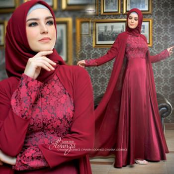 Florenza Dark Red