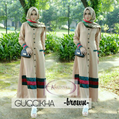 Guccikha By Khazana Btari Brown