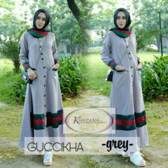 Guccikha By Khazana Btari Grey