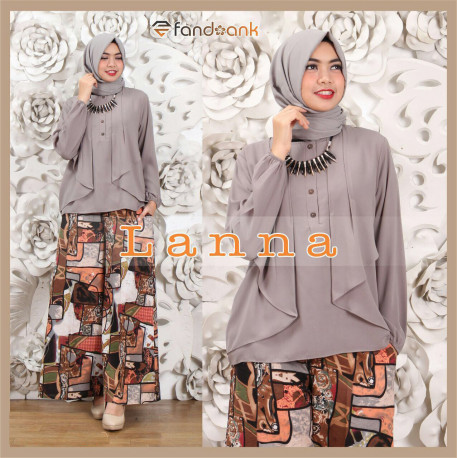 Lanna Set Grey