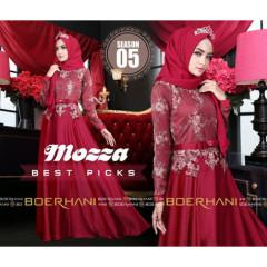 Mozza 5 Maroon