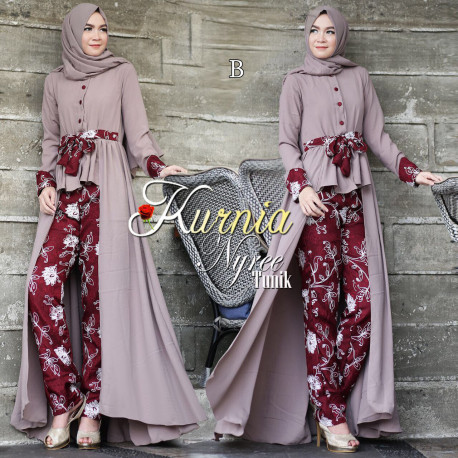 Nyree set by kurnia B