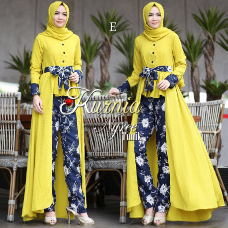 Nyree set by kurnia E