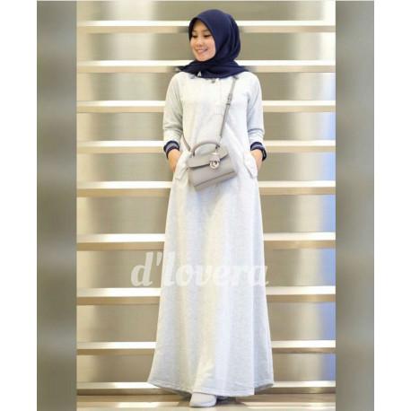 Orlin Dress White