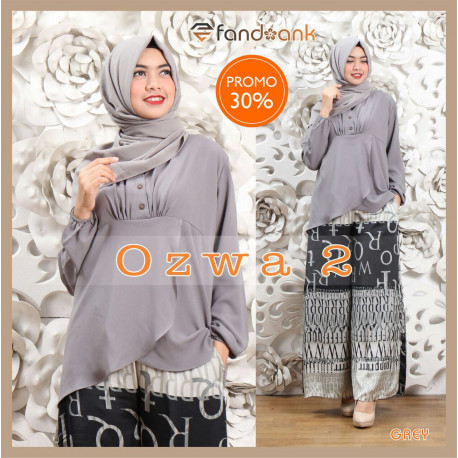 Ozwa 2 Set Grey