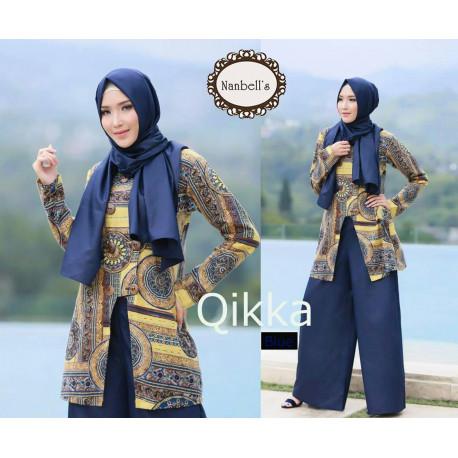 Qikka Blue
