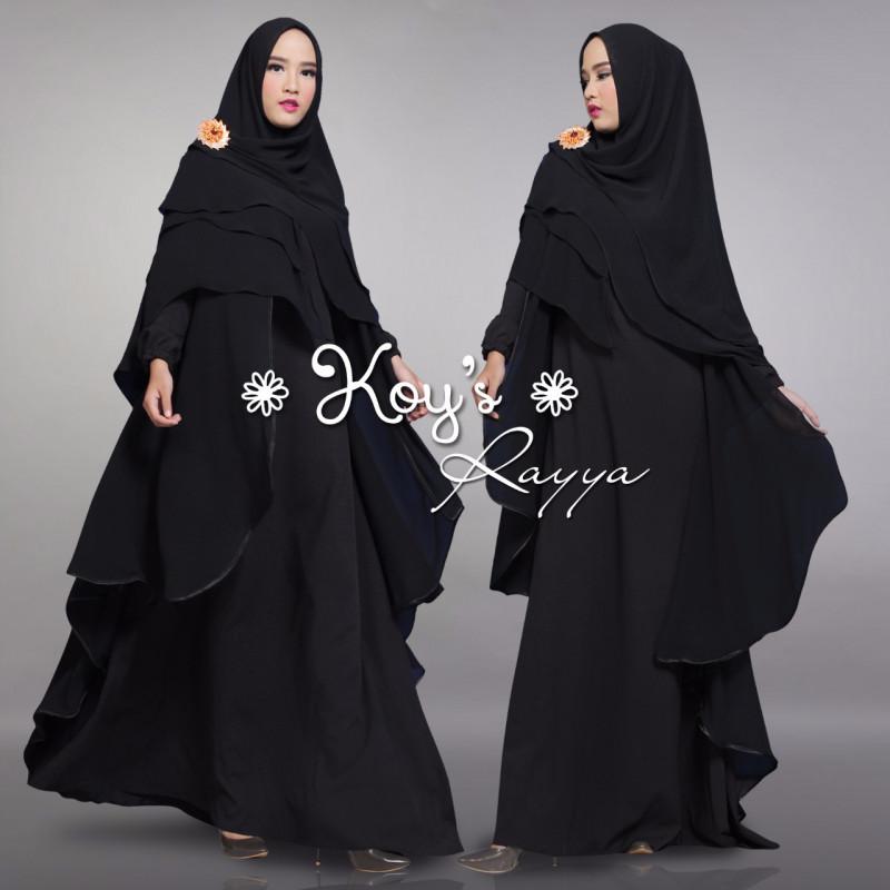Rayya Syari Black