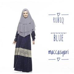 Rubiq Blue by Mecca Syari