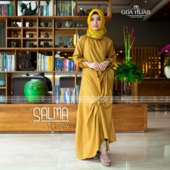 Salma Tunik Yellow