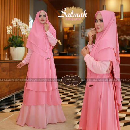 Salmah Dusty Pink
