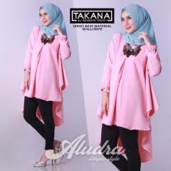 alludra tunik b039 pink