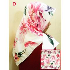 Jilbab Printing D