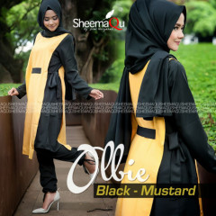 ollbie by sheemaqu black mustard