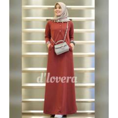 orlin dress by dlovera maroon