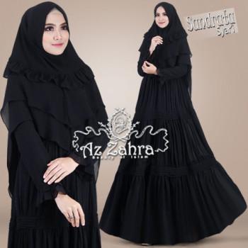 sandrata syari by az zahra black