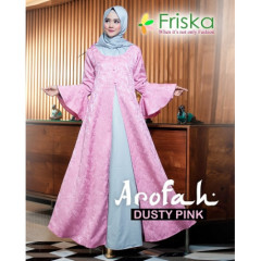 Arofah Set by Friska Pink