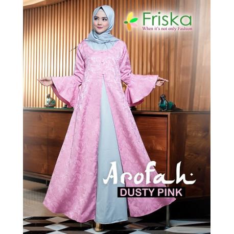 Arofah Set by Friska Pink