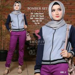 Bomber Set Shofiya E