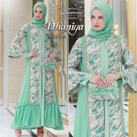 Dhaniya Green