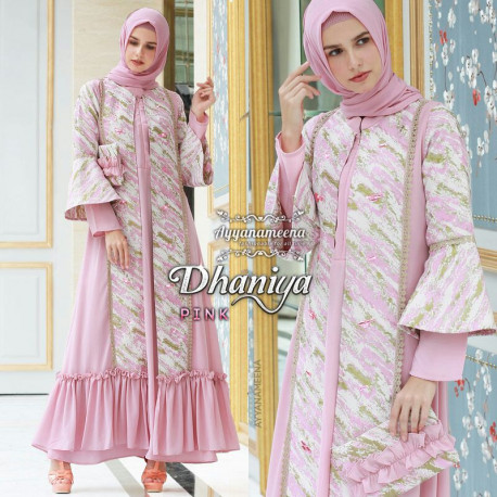 Dhaniya Pink