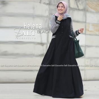 Helena Dress Black