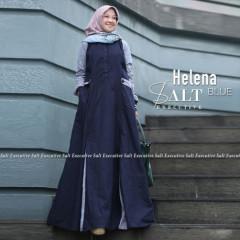 Helena Dress Navy