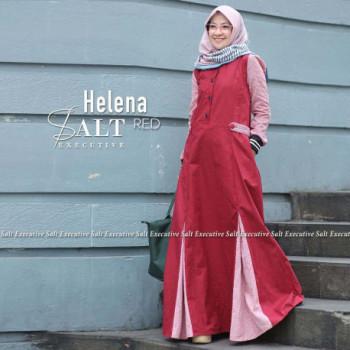 Helena Dress Red