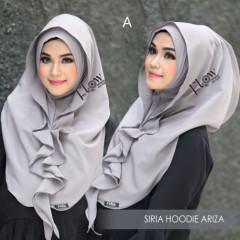 Jilbab Siria Hoodie Ariza A