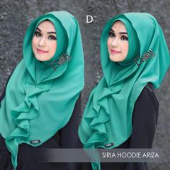 Jilbab Siria Hoodie Ariza D