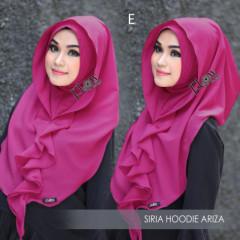 Jilbab Siria Hoodie Ariza E
