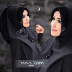 Jilbab Tamia Squins B