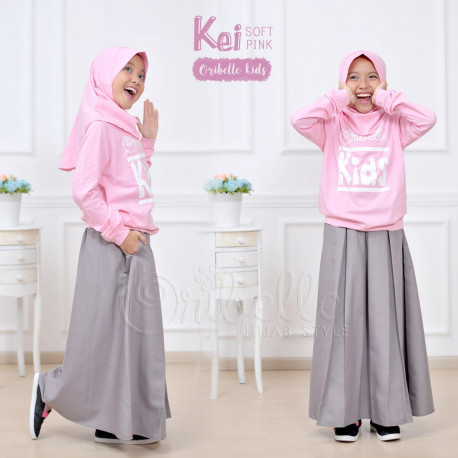 Kei Soft Pink by oribelle
