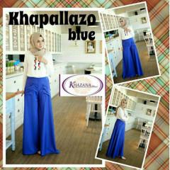 Khapallazo Blue