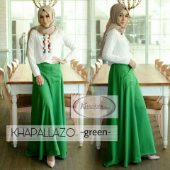Khapallazo Green