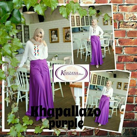 Khapallazo Purple