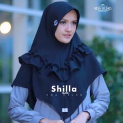 Khimar Shilla Black