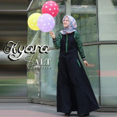 Kyara Dress Black