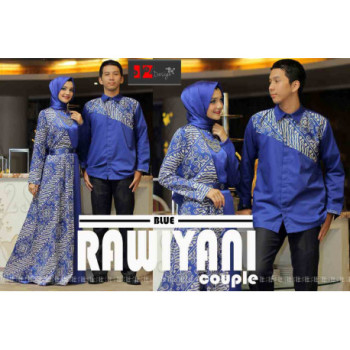 Rawiyani Couple Blue
